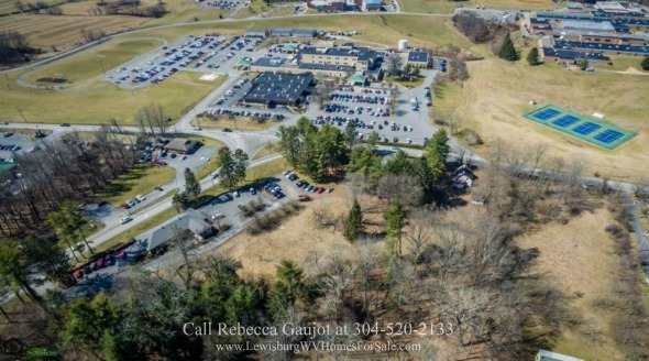 Fairlea WV Business Opportunity : Commercial Lot for Sale