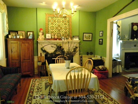 Business Opportunity : Bed and Breakfast Home for Sale in White Sulphur Springs WV